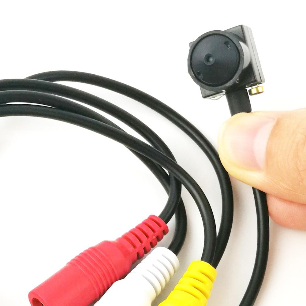 Image 3 - Small mini 2MP HD Camera 1080P AHD Camera With Audio 3.7mm LensSurveillance Cameras   -