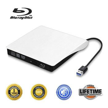 USB 3.0 Blu ray Drive BD-ROM CD/DVD RW Burner Writer Optical Drive Portatil External Bluray Player for hp Laptop Computer Apple usb 3 0 dvd drive external dvd rw cd writer drive burner reader player optical drives for laptop pc
