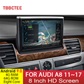 Android 9.0 8 Core 4+32G For Audi A8 4H 2011~2018 MMI 2G 3G RMC Andrid Car Multimedia Player Auto Radio GPS Navigastion