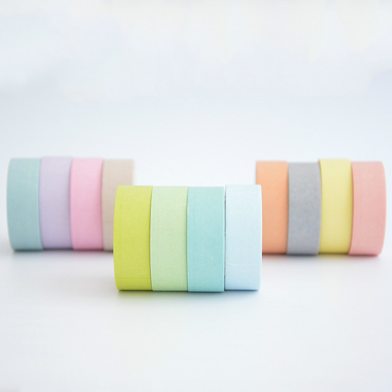 1.5cm*10m Sweet Dream Series Cute Washi Tape Set Masking Tape Journal Supplies Scrapbooking Paper Stationary