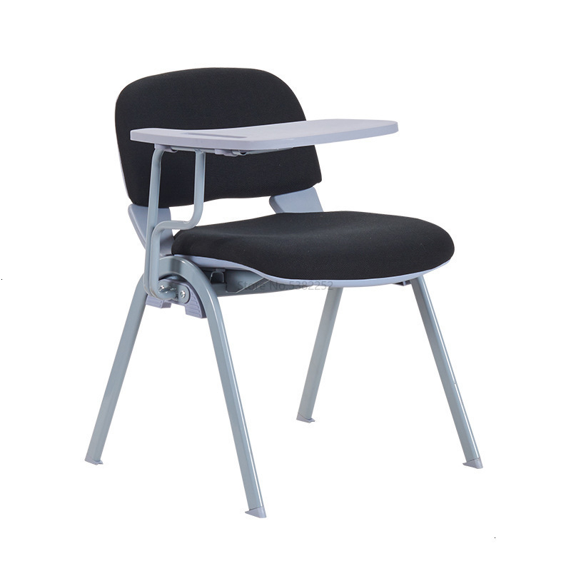 Meeting Chair Train Chair Staff Member Chair Steel Foot Chair Screen Cloth Modern Concise Screen Cloth Chair