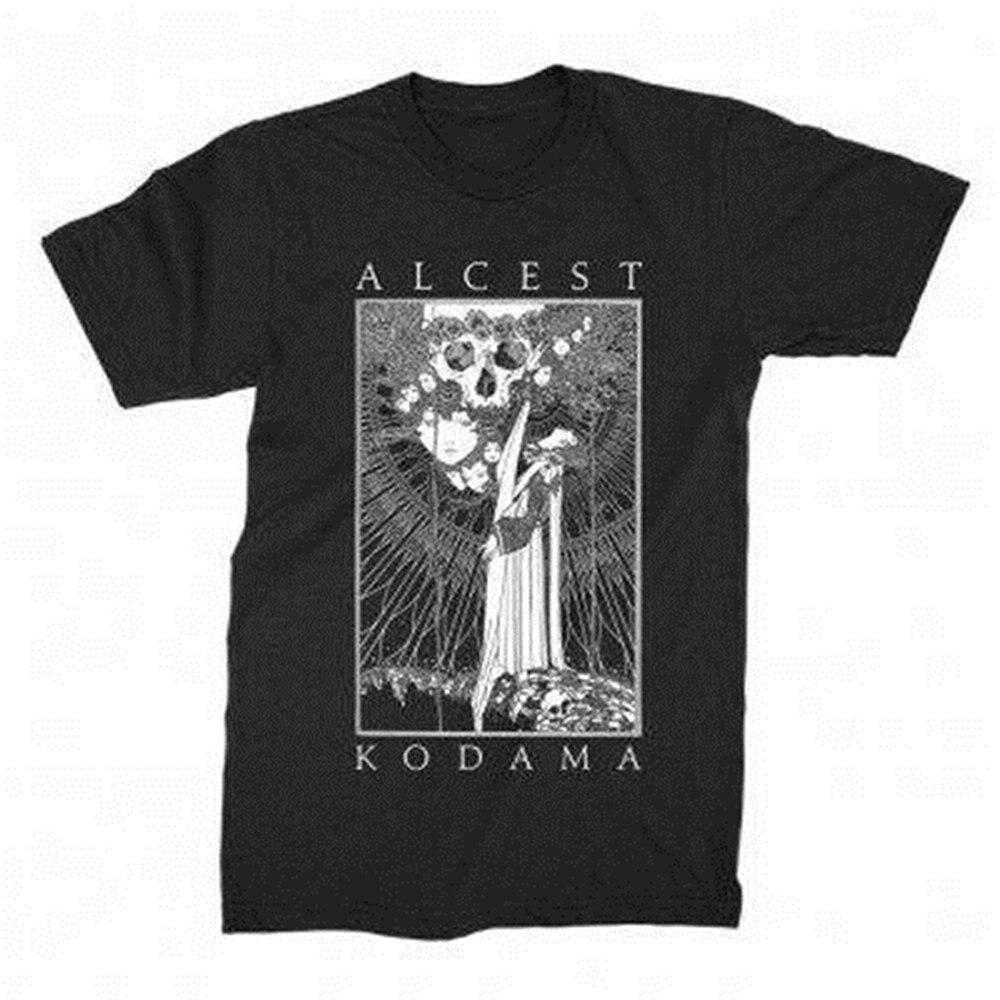 Alcest Kodama Faces T Shirt S-M-L-Xl-2Xl New Kings Road Merchandise New Funny Tee Shirt