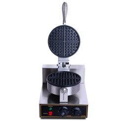 Commercial Electric Egg Bubble Waffle Maker Machine Household Eggettes Puff Cake Iron Machine Bubble Egg Cake Oven Crepe Machine
