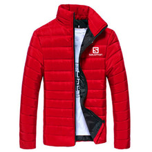 2019 New Mens Ultralight Jacket Casual Autumn Winter White Duck Down Windbreaker