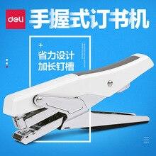 Deli Hand-held Staplers - Type 0329 Standard Mini Binding Handle For Pop-up