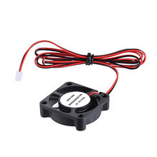 Newest DC 12V 0.08A 40mmx40mmx10mm DIY Brushless Cooling Cooler Anti-fog Fan JST-XH 2.5mm 2P Wire for RepRap i3 DIY 3D Printer(China)