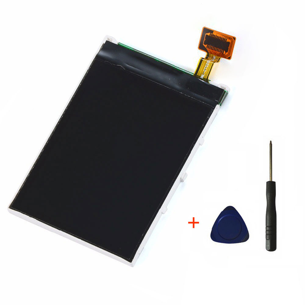 Original LCD Display Screen Replacement for <font><b>Nokia</b></font> 5130 5000 5220 7100S 7210C 2700 <font><b>2730</b></font> 3610 C2-01 with Repair Tools image