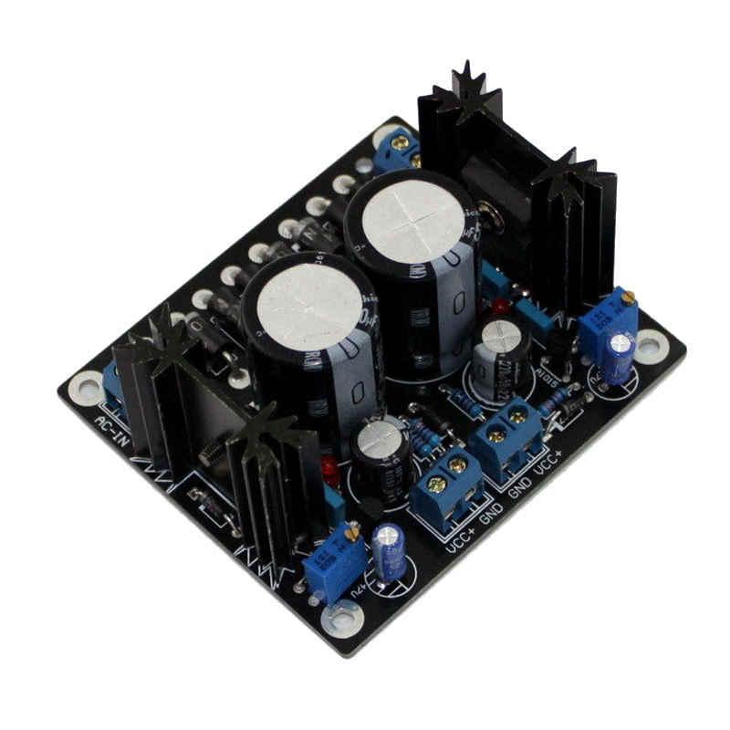 Lt1083Cp moc regulowana moc płyta zasilająca Hifi podwójna liniowa moc wyjściowa Ac 0-34V Out Dc 0-48V