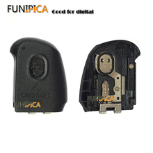 Original Black SX130 Battery Cover With Iron and Buttons for Canon For PowerShot SX130IS Battery Snap Camera part Free shipping