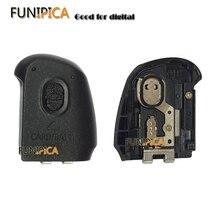 Original Schwarz SX130 Batterie Abdeckung Mit Eisen und Tasten für Canon Für PowerShot SX130IS Batterie Snap Kamera teil Kostenloser versand