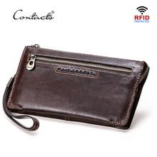 CONTACT'S Brand Men Wallets FD01