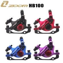 Зум XTECH HB100 MTB линия потянув гидравлического дискового тормоза с роторы 120/140/160 мм для спортивной камеры Xiao mi M365 mi Электрический скутер