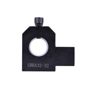 Image 4 - CNC Drehmaschine Innen Durchmesser Hilfs Werkzeug Halter Werkzeug Hülse Innere Loch Guide Hülse Multi funktion SBHA20/SBHA25