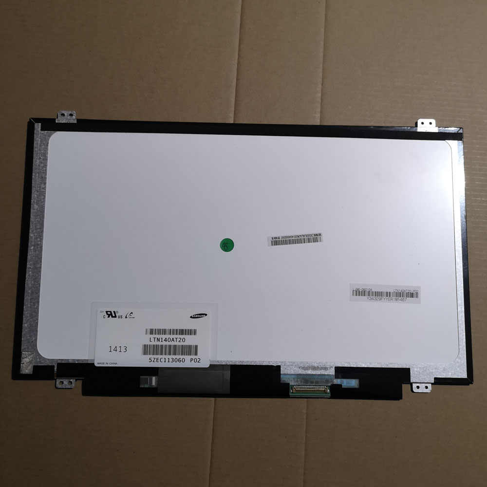 LTN140AT20 Lcd Geschikt LTN140AT28 N140B6-L06 B140XW02 V.1 B140XW03 V.0 LTN140AT08 LTN140AT11 BT140GW03 V.2 LP140WH2 40 Pin