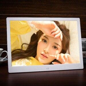 15 дюймовый светодиодный Подсветка HD 1280*800 Полный Функция цифровая фоторамка электронный альбом Цифровой Фото Музыка Видео Цифровые фоторамки      АлиЭкспресс