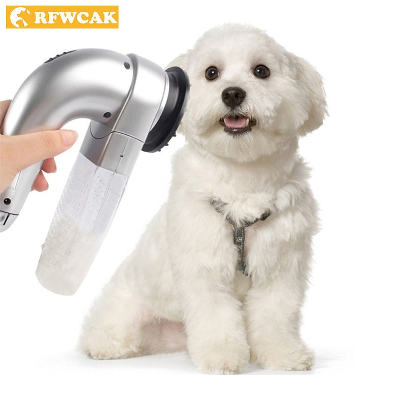 font b Pet b font Hair Vacuum Removal Fur Suction Grooming Device font b Pets