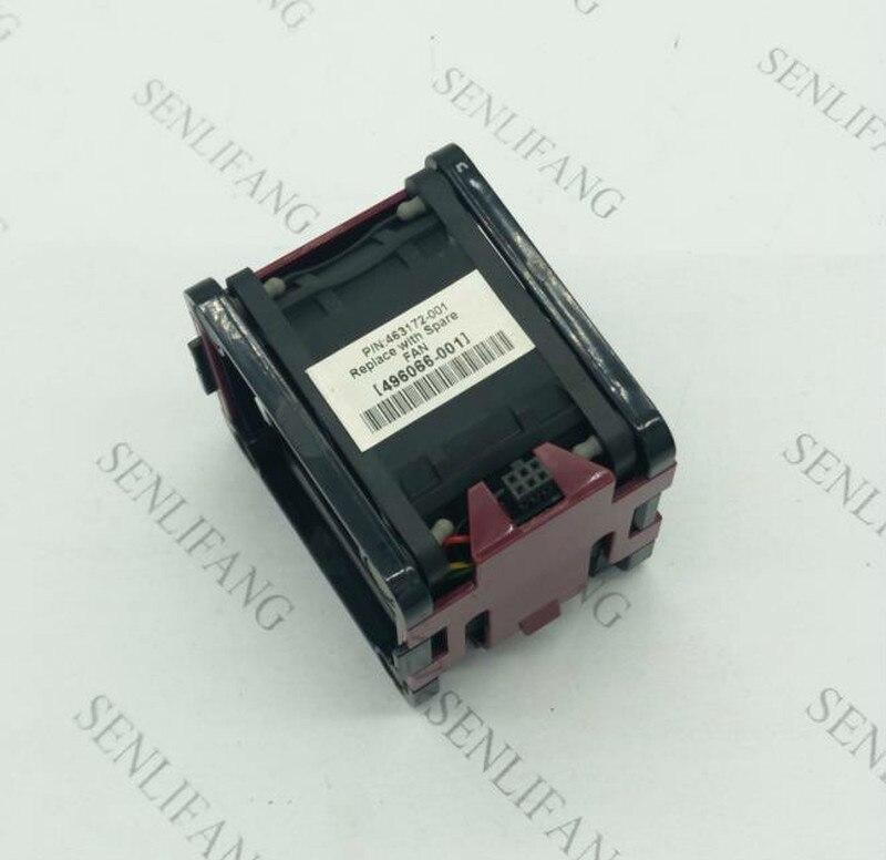 496066-001 463172-001 For DL380 G6 G7 SERVER SYSTEM FAN