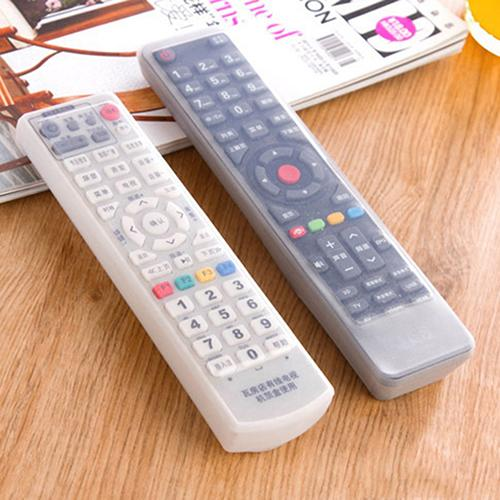 Hot Home TV Remote Control Set Waterproof Dust Silicone Protective Cover Case