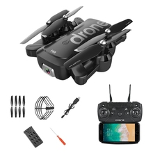 F88 Drone RC Quadcopter Foldable Portable WiFi Drones with HD Wide-Angle Live Video Camera Altitude Hold Mode Drone Toys Childre