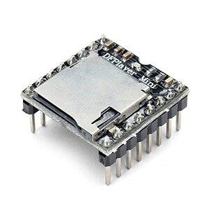 Image 1 - 10pcs/Lot DFPlayer Mini MP3 Player Module MP3 Voice Module for Arduino TF Card and USB Disk U Disk IO/Serial Port/AD