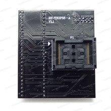 Ban đầu Mới TSOP56 Adapter Ổ Cắm cho RT809H Lập Trình Viên RT TSOP56 A V1.1 Chất Lượng Cao Eletronic Miễn Phí vận chuyển