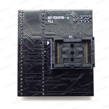 Orijinal Yeni TSOP56 adaptör soketi için RT809H Programcı RT TSOP56 A V1.1 Yüksek Kaliteli Elektronik Ücretsiz kargo