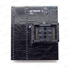 원래 새로운 tsop56 어댑터 소켓 rt809h 프로그래머 RT TSOP56 A v1.1 고품질 eletronic 무료 배송
