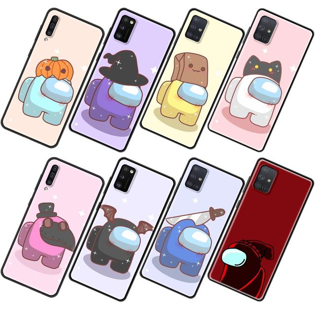 Among Us Top Games Soft Case For Xiaomi Redmi Note 9S 8 8T 9 Pro 6 7 8 Pro 6A 7A 8A 9A 9C Silicon TPU Phone Cases Cover 2020