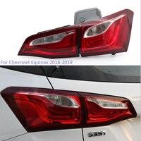 YTCLIN Rear Tail Light for Chevrolet Equinox 2018 2019 Brake Light Tail Lamp Rear Bumper Light Stoplight Car Light Assembly