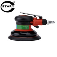 STARY Air Random Orbital Palm Sander Polisher for 5inch 125mm Pad Pneumatic Power Tool Air Sander Free Shipping|Sanders| |  -