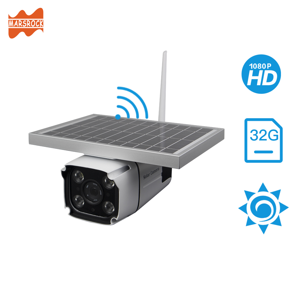 wifi 2 4g camera monitor de seguranca solar solar bateria 10400mah capacidade suporte 24 horas de