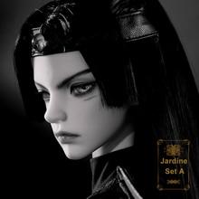 רדין בובת BJD 1/3 גוף דגם בני בנות באיכות גבוהה שרף צעצועי אופנה חנות