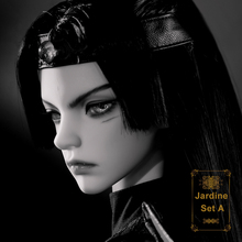 Muñeca Jardine BJD 1/3, modelo de cuerpo para niños y niñas, juguetes de resina de alta calidad, tienda de moda