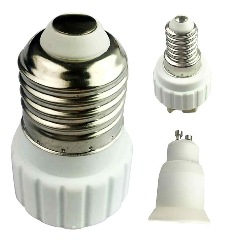 B22/E14/E27/GU10 Plug Connector Accessoires Led Lamp Adapter Lamphouder Base Schroef Light Socket Conversie voor Verlichting