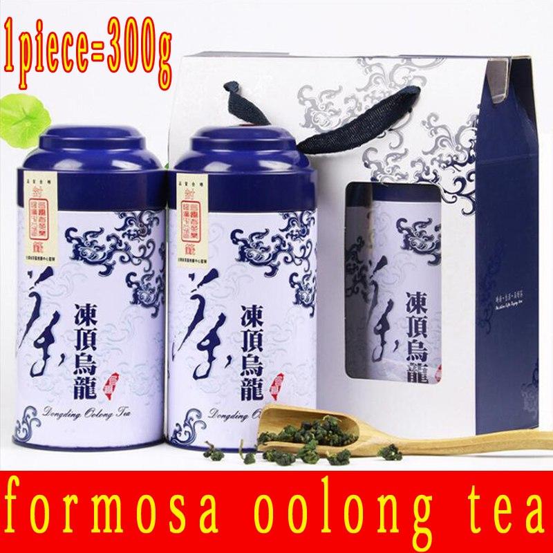 300g Chinese Taiwan Milk Oolong Tea Beauty Weight loss Lowering Blood Pressure High Mountains JinXuan Milk Oolong Green Tea