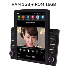 Multimedia-Player GPS Vertical-Screen Nav Android-9.1 Car 16GB Radio HD 1GB 2DIN Car-Stereo