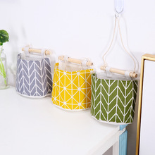 Waterproof Hanging Storage Bag Wall Mounted Wardrobe Sundries Cosmetics Makeup storage Big Capacity Hang Bag
