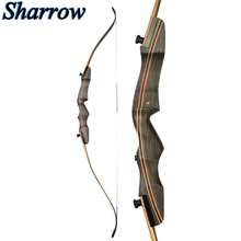 62  Archery Hunting Recurve Takedown Bow 18-40bls Maple Lamination Process for Shooting Training Bow Slingshot leather s takedown