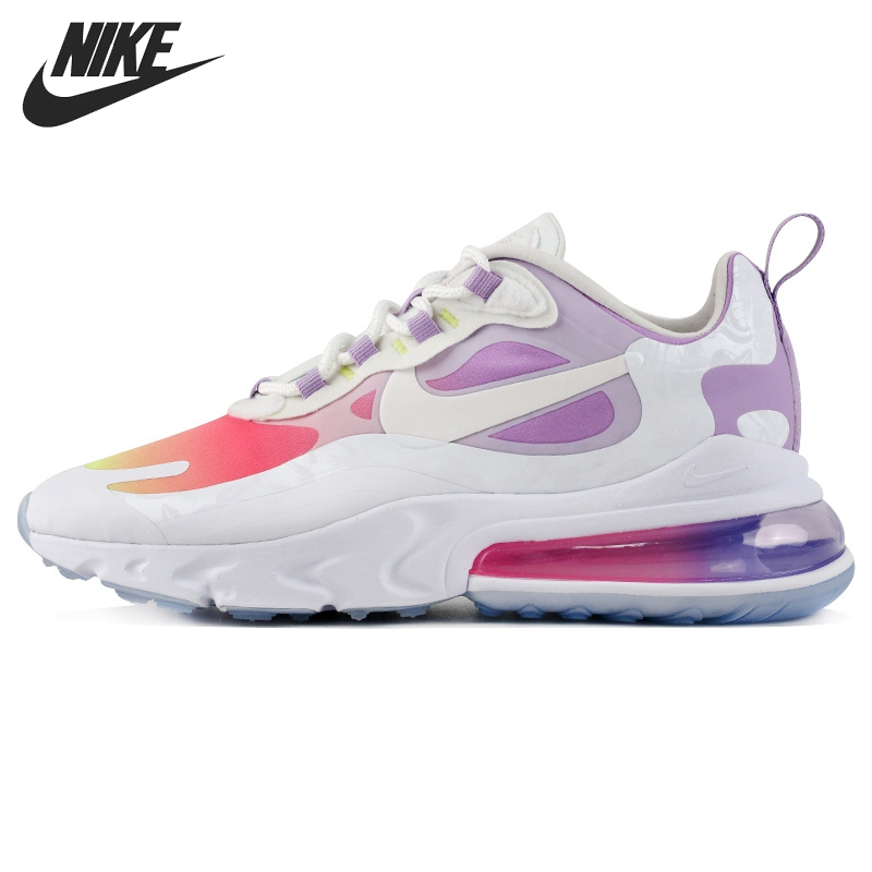 US $210.1 30% OFF|Original New Arrival NIKE W AIR MAX 270 REACT GEL Women's  Running Shoes Sneakers|Running Shoes| - AliExpress
