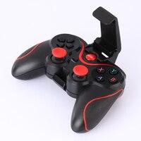 T3 Wireless compatibile con Bluetooth Gamepad Controller di gioco Game Pad Joystick Wireless per Smartphone Android Smart TV supporto An