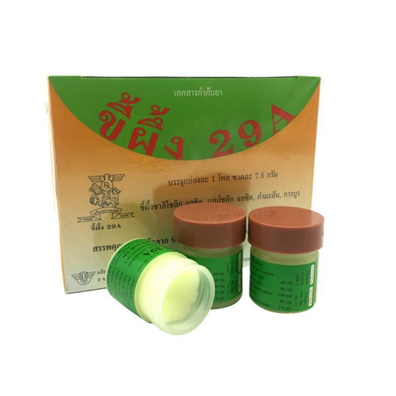 Thailand 29A Natural Ointment Psoriasi Eczma Cream Works Really Well For Dermatitis Psoriasis Eczema Urticaria Beriberi 3