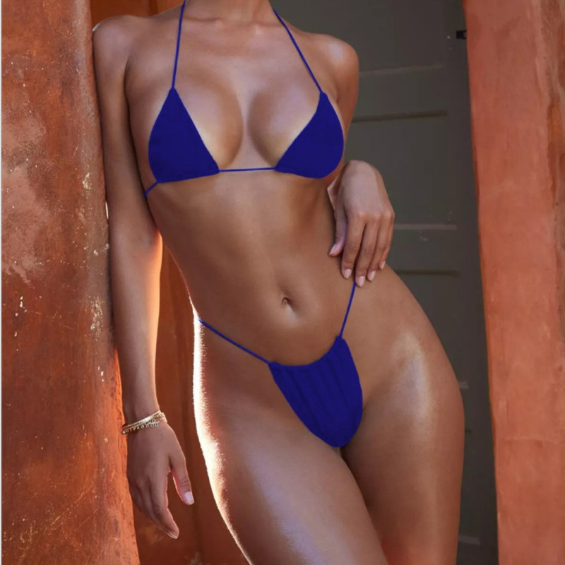 Summer Beach Swim Bikini Set Women Bra Bikini 2 Piece Set Beachwear Female Swimwear 2020 Beach Wear Swim Suit