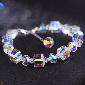 Swarovski Aurora Borealis Bracelet 2