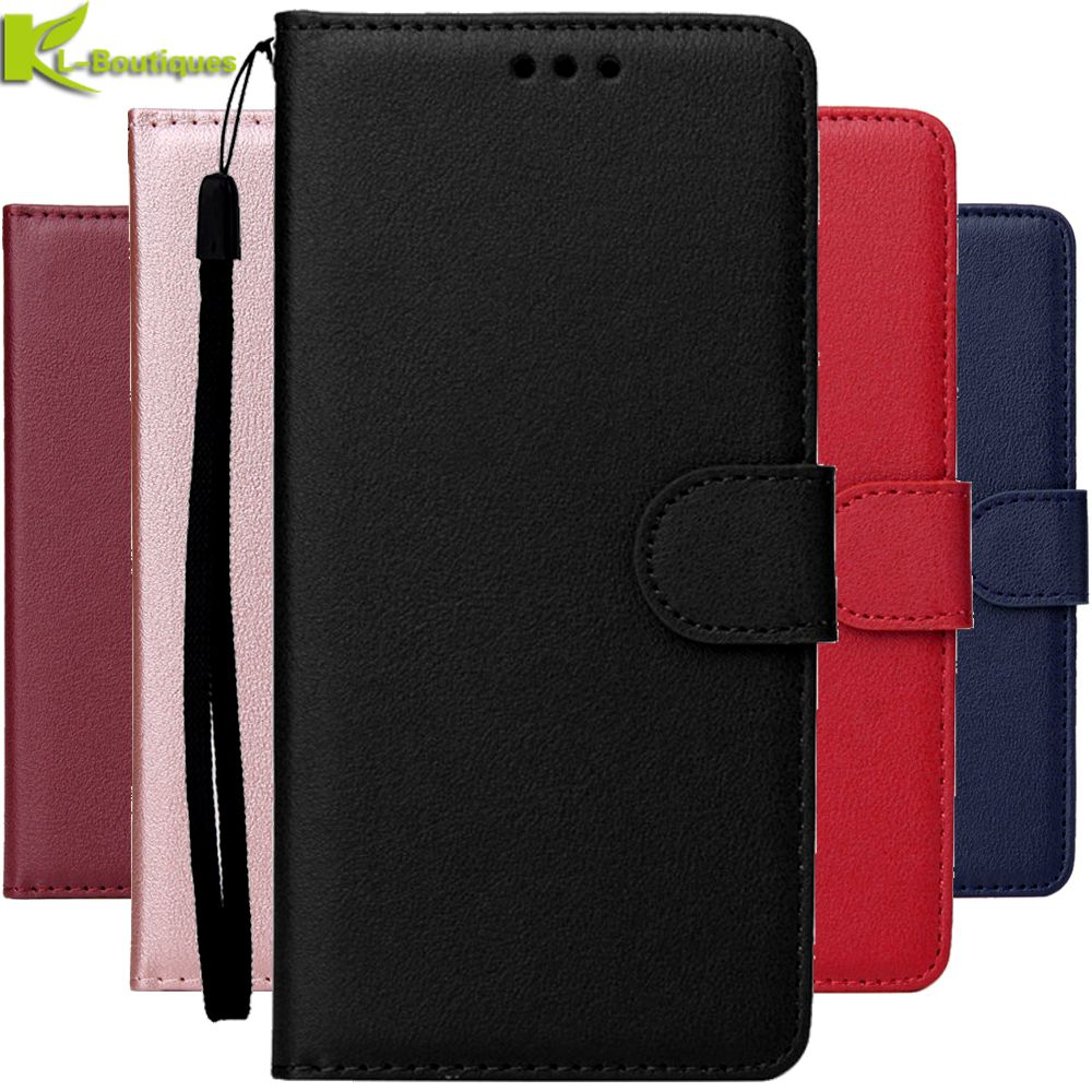 Leather Flip Case for <font><b>Huawei</b></font> Y5 2019 Case Luxury Wallet Cover for <font><b>Huawei</b></font> Y 5 Y5 2019 AMN-LX9 Y5 2018 <font><b>DRA</b></font>-<font><b>L21</b></font> Mobile Phone Cases image