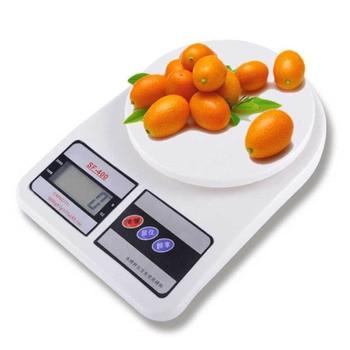 Цифровые электронные кухонные весы, максимальный вес 10 кг, точность 1 г
