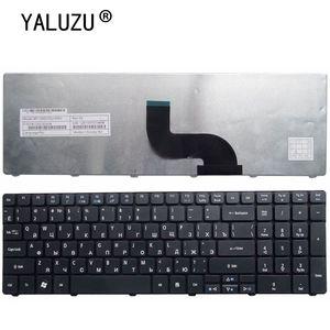 YALUZU Russian Laptop keyboard For Acer aspire E1-571 E1-571G E1 E1-521 E1-531 E1-531G TM8571 MP-09G33SU-698 PK130DQ2A04(China)