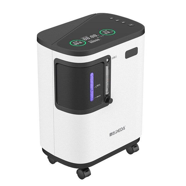 جهاز تهوية مُكثّف أوكسجين من الدرجة الطبية 93%(0.5 3L/MIN) تركيز معدات طبية منزلية الأكسجين بار 0.5 5L/min