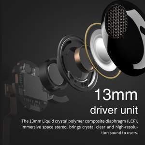 Image 5 - EDIFIER TWS200 TWS Earbuds Qualcomm aptX Wireless earphone Bluetooth 5.0 cVc Dual MIC Noise  cancelling up to 24h playback time