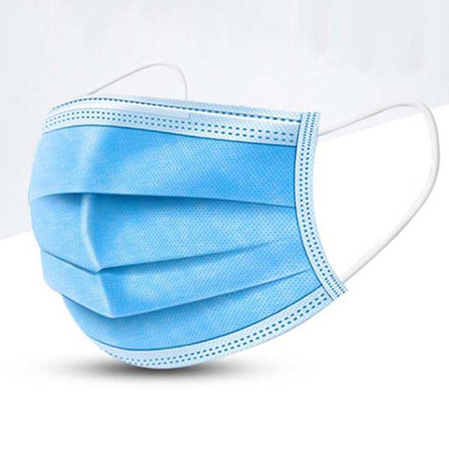 Mouth Mask Men Women Cotton Anti-Pollution 3 Layers Mask Mouth Windproof Mouth-muffle Bacteria Proof Flu Face Masks 2019 50 1