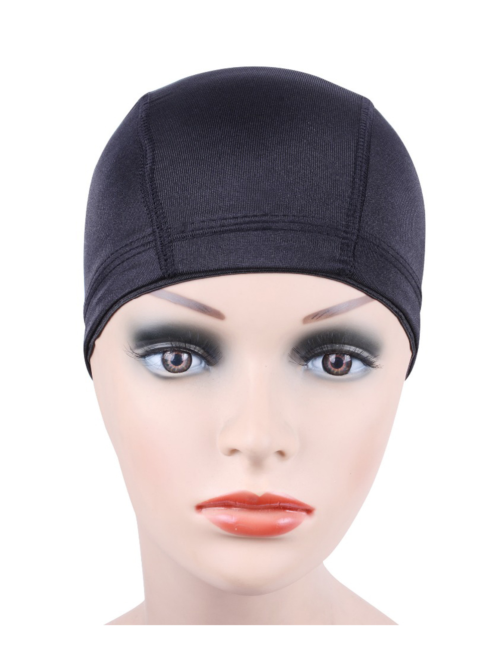 Wig-Cap Hair-Net Mesh Making-Wigs Elastic Glueless for 1pcs